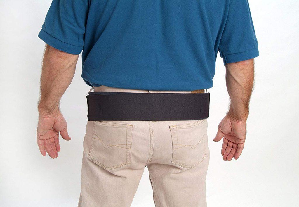 Un exemple de ceinture sacro-iliaque