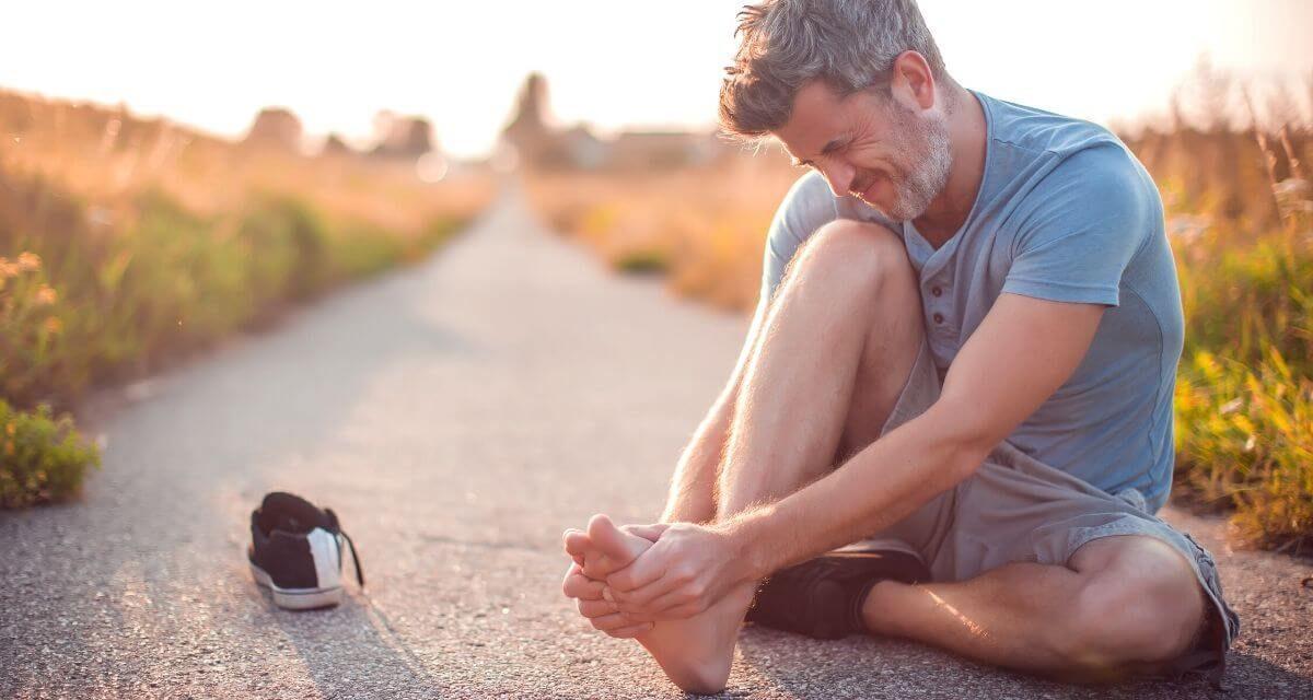 Les douleurs de pied, n'attendez pas qu'il soit trop tard